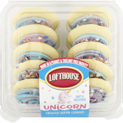 Lofthouse Cookies, Frosted Sugar, Unicorn