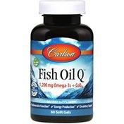 Carlson Labs Fish Oil Q