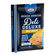 Kraft Smoky American Cheese Slices