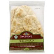 Toufayan Naan, Organic