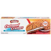 Mrs. Freshley's Oatmeal Cremes Creme Filled Cookies