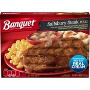 Banquet Classic Salisbury Steak Meal