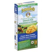 Annie's Macaroni & Cheese, Organic, Classic Mild Cheddar