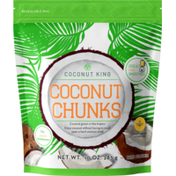 Coconut King Coconut Chunks