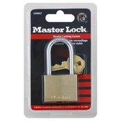 Master Lock Padlock, Double Locking Levers