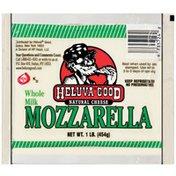 Heluva Good! Natural Mozzarella Cheese