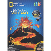 National Geographic Volcano Kit, Build Your Own