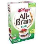 Kellogg's All-Bran Buds Breakfast Cereal Original