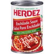 Herdez Red Chili Enchilada Sauce