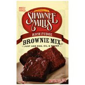 Shawnee Mills Rich Fudge Brownie Mix