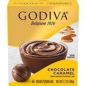 Godiva Chocolate Caramel Instant Pudding Mix