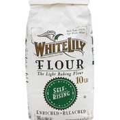 White Lily Flour, Self-Rising, Pre-Sifted
