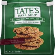 Tate's Bake Shop Cookies, Oatmeal Raisin
