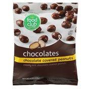 Food Club Chocolate Covered Peanuts
