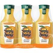 Simply Beverages Original Pulp Free Orange Juice
