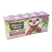 Minute Maid 100% Mixed Berry Juice