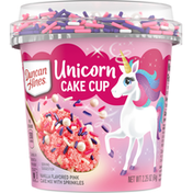 Duncan Hines Cake Cup, Unicorn