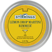 Stirrings Cocktail Garnish, Lemon Drop Martini Rimmer