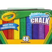 Crayola Chalk, Washable Sidewalk