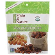 Made in Nature Goldenberries, Organic, Pouch