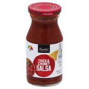 Essential Everyday Salsa, Thick & Chunky, Hot