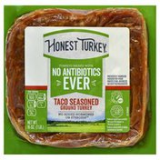 Honest Turkey Turkey, Ground, Taco Seasoned