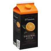 Publix Premium Juice, Orange, Original Style, Pulp Free