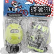 Raskullz Bike Pad Set