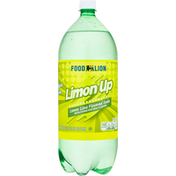 Food Lion Soda, Lemon Lime Flavored