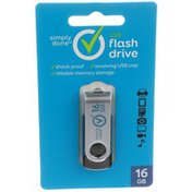 Simply Done 16 Gb Usb Flash Drive