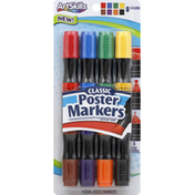 ArtSkills Poster Markers, Dual-Ended, Classic