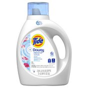 Tide Downy Free, Liquid Laundry Detergent