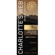 Charlotte's Web Charlottes Web Hemp Extract, Olive Oil