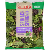 Stater Bros. Markets Spring Mix, Spinach