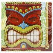 Party Creations Napkin, Tiki Time, 2 Ply