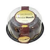 Just Desserts Chocolate Bundt Cake