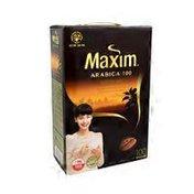Maxim Korean Arabica Instant Mix Coffee Sticks