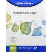 PrintWorks Multipurpose Paper