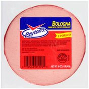 Peyton's Made with Chicken Pork Beef Bologna