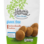 Nature's Promise Gluten Free Snickerdoodle Cookies