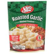 Shurfine Easy Sides In Minutes, Roasted Garlic Mashed Potatoes