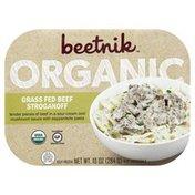 Beetnik Grass Fed Beef Stroganoff, Organic