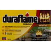 Duraflame 4.5lb Indoor/Outdoor Firelog - 6pk