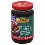 Lee Kum Kee Chili Sauce, Black Bean, Guizhou Style
