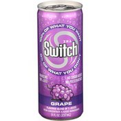 The Switch Grape 100% Juice
