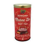 Sonoma Teas Mulled Zin Hot Tea