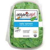 Organic Girl Baby Spinach