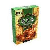 Yu Zhan Huang Abalone Shaped Pastries