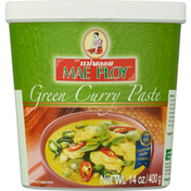 Mae Ploy Curry Paste, Green