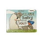 Lil Llama Book